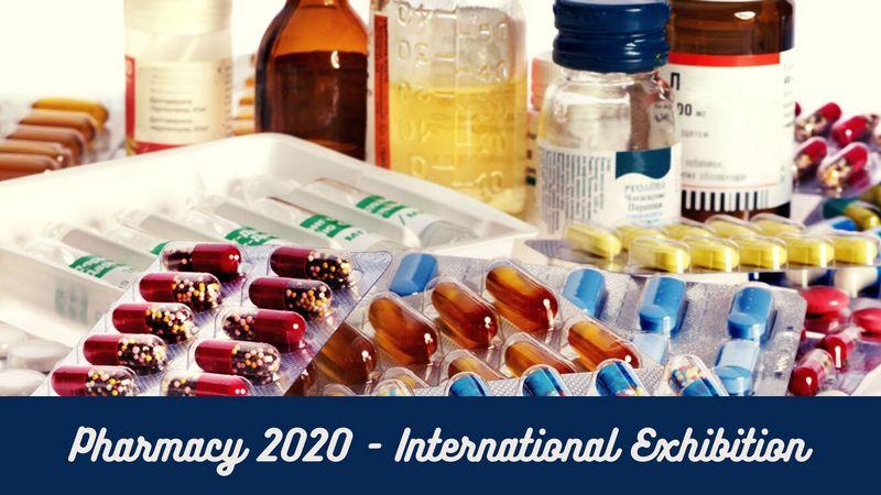 Pharmacy 2020 - International Exhibition